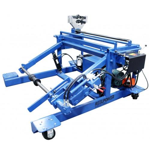powerful nk series reeling machine from reel power industrial