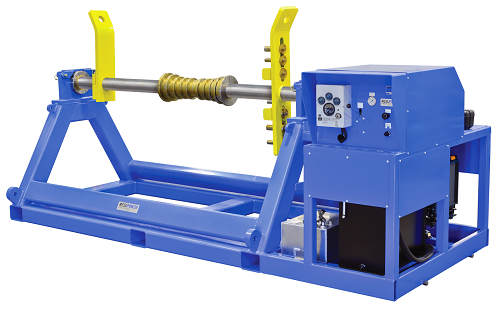 Reel Power Industrial Leads the Way in Standard and Customized Re-Reeving Equipment - User-friendly, Convenient and Durable